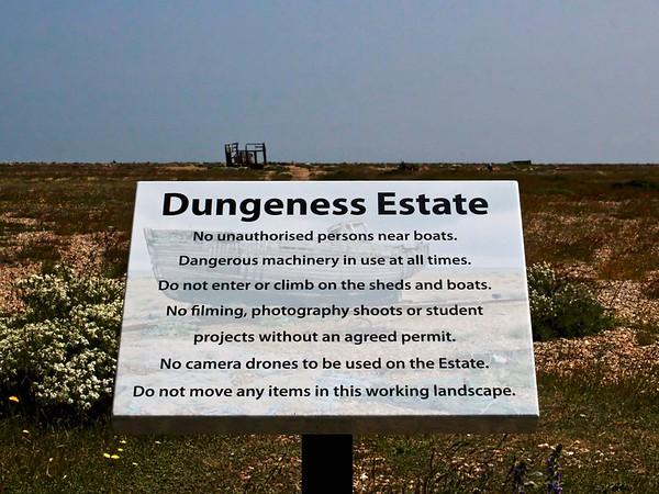 Dungeness Estate