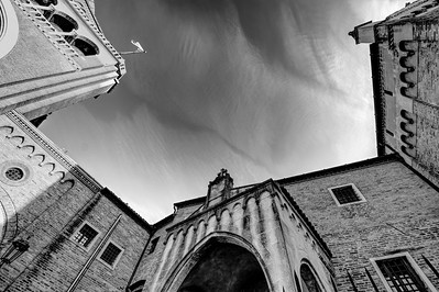 Angles and Sky, University of Padua, Italy