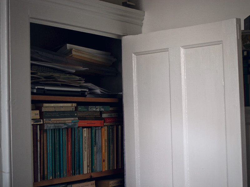 Book cupboard