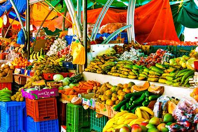 Curaçao Market