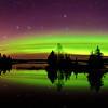 Boulder Lake Aurora