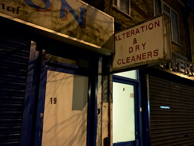 Alteration & dry cleaners