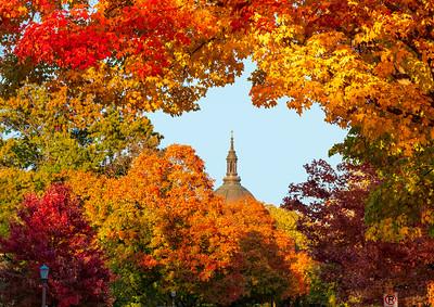 Colorful Summit Avenue