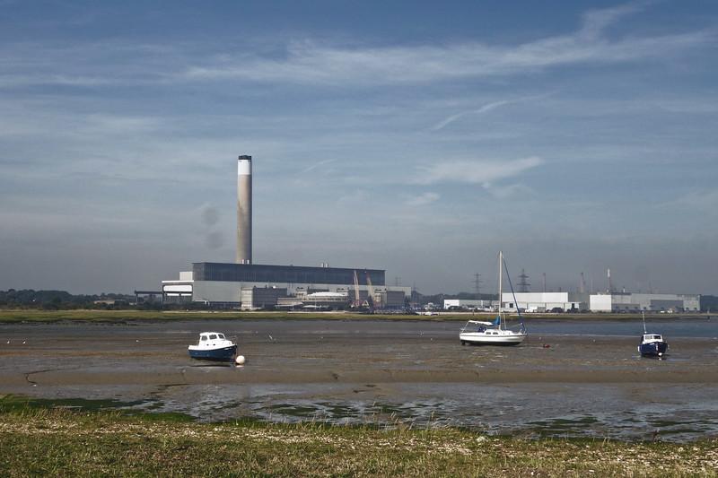 Fawley Power Station, Hampshire