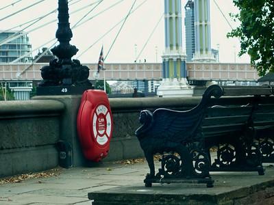 On Chelsea Embankment