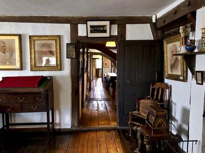 Ellen Terry's room, Smallhythe Place
