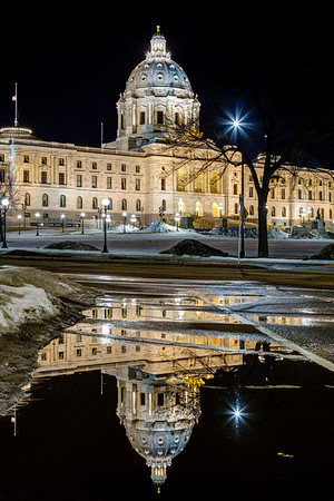 Capitol Reflection