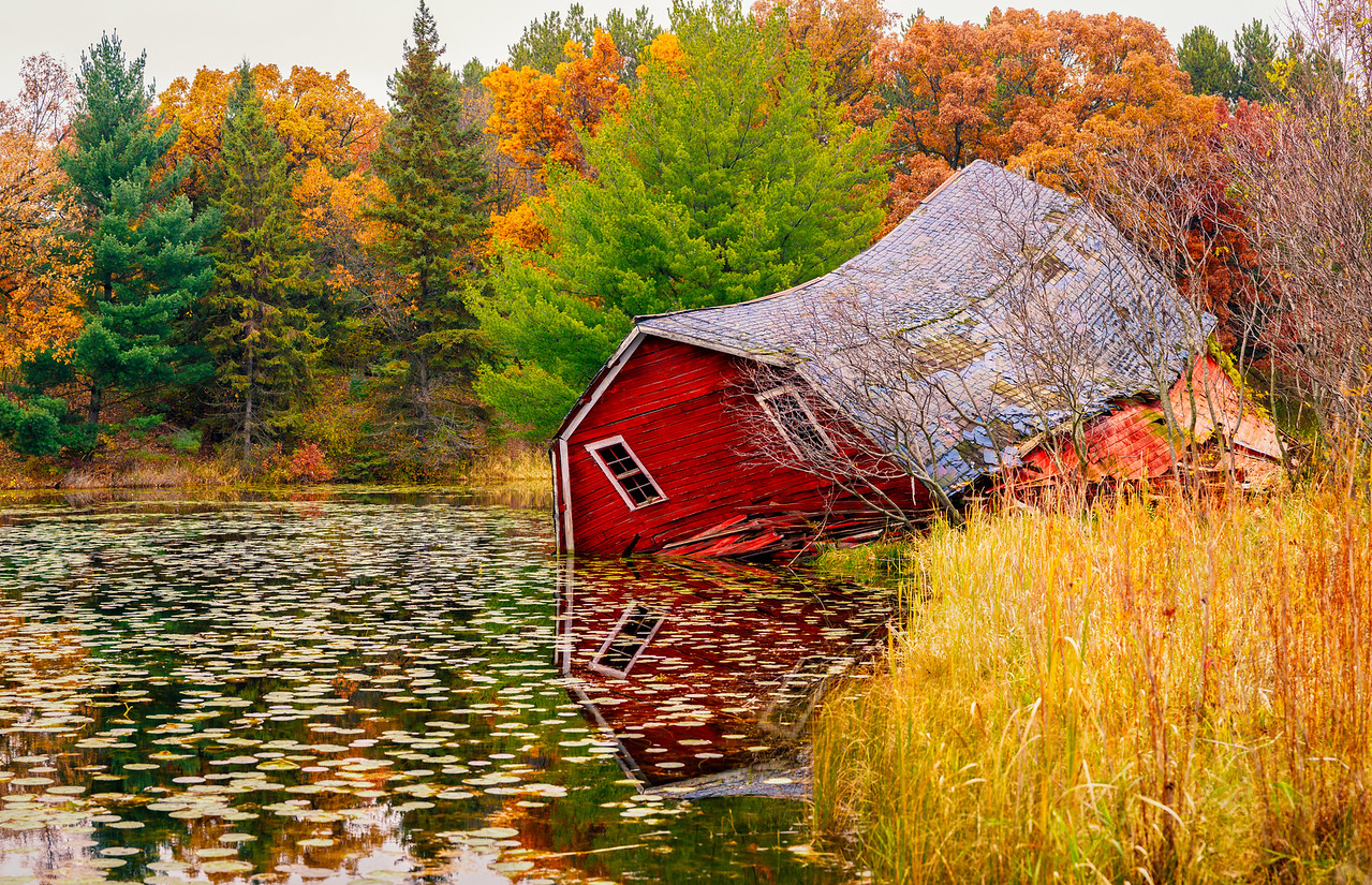 Collapsing into Autumn