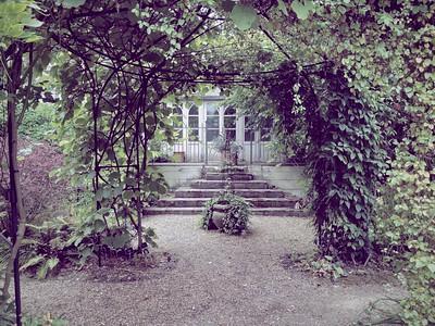 At RHS WIsley Gardens