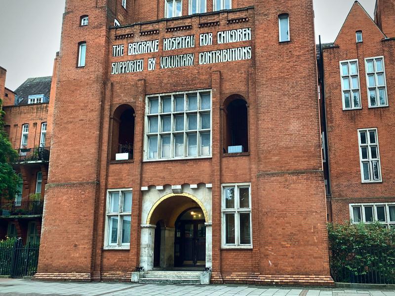 The Belgrave Hospital for Children