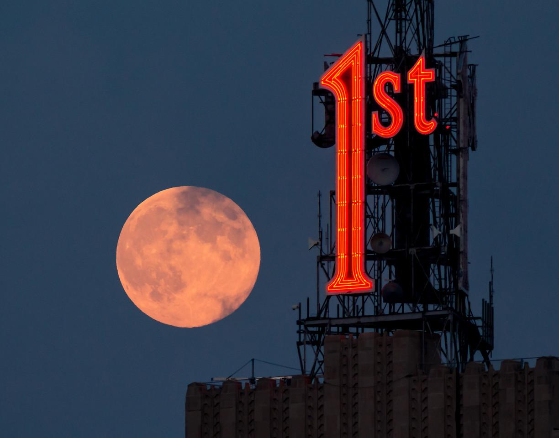 1st Full Moon