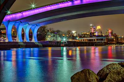 Bold North Under the Bridge
