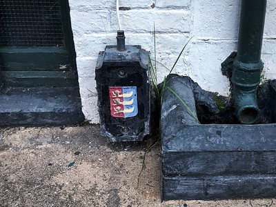 Domestic junction box, Rye