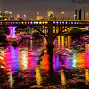 Rainbow Pride on the River
