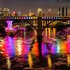 Rainbow Pride on the River