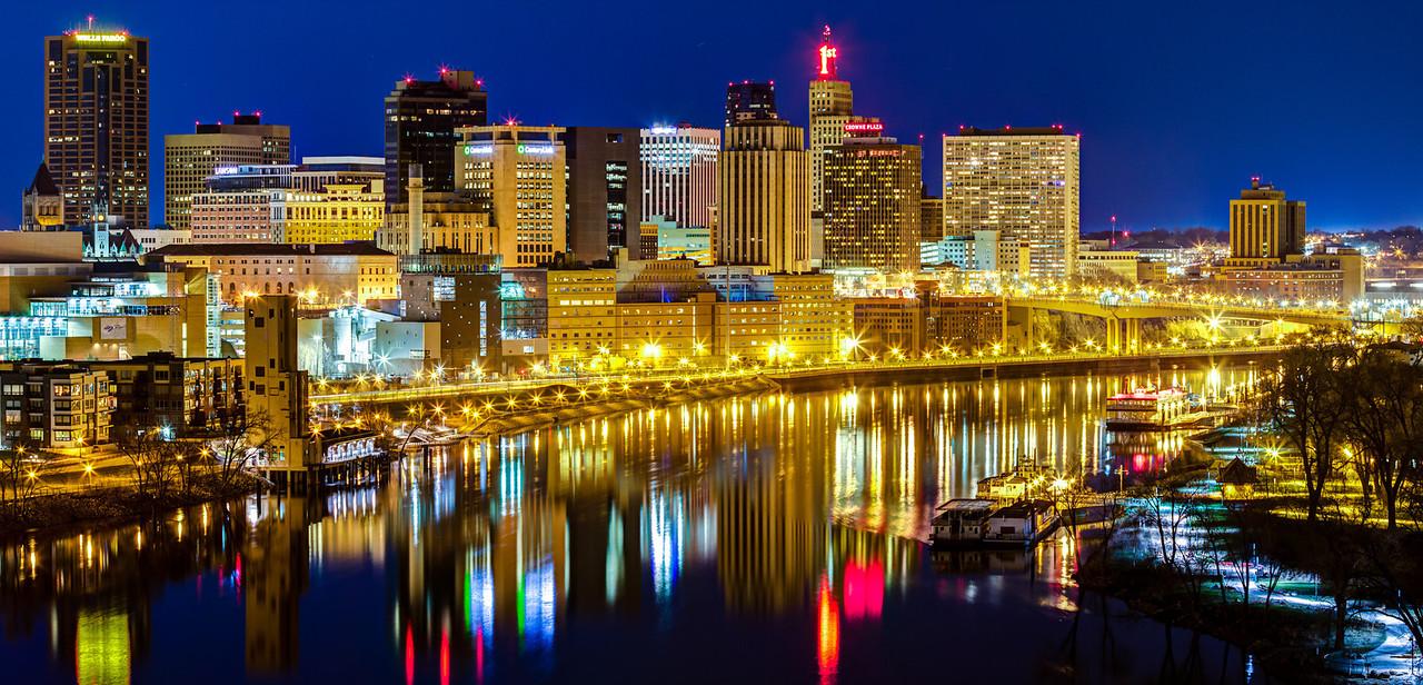 Riverfront Lights