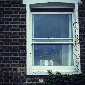 Dalek in the window