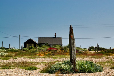 Prospect Cottage, Derek Jarman's place
