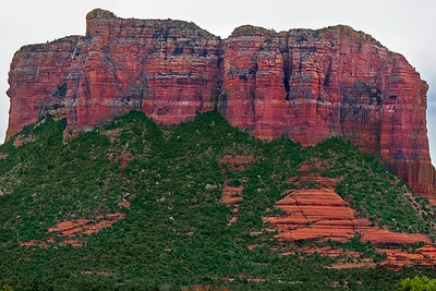 Beautiful red rocks of Sedona Arizona.