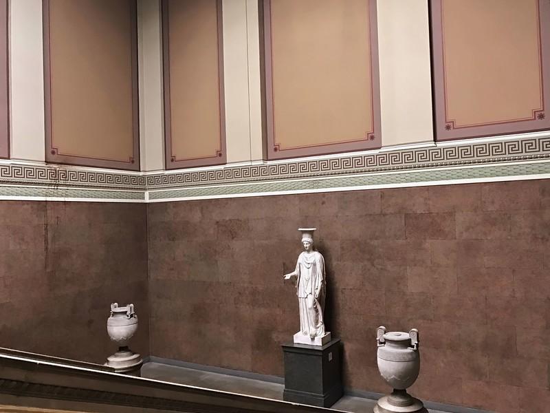 South Stairs, British Museum