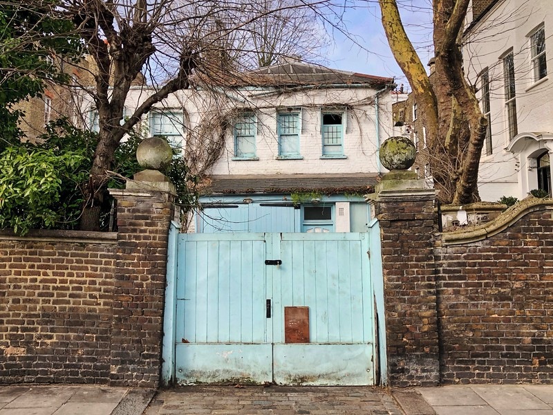 Mews house, Chelsea