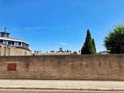 Tite Street, looking towards the Royal Hospital