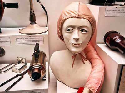 Museum mannequin