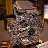 Subaru Boxer Diesel engine, beautiful cutaway.