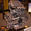 Subaru Boxer Diesel engine, beautiful cutaway.