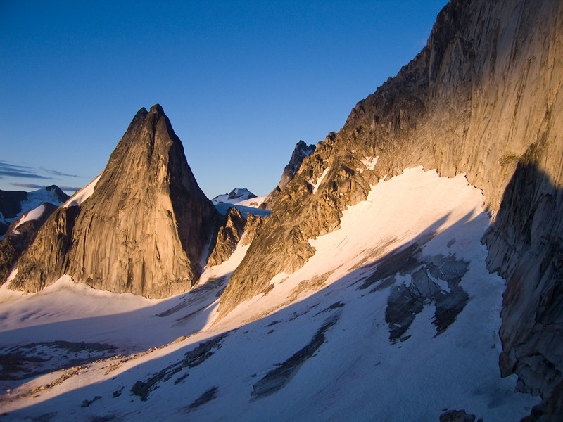 Snowpatch Profile 3, Bugaboos
