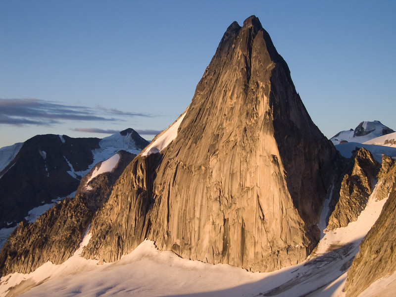 Snowpatch Profile 4, Bugaboos