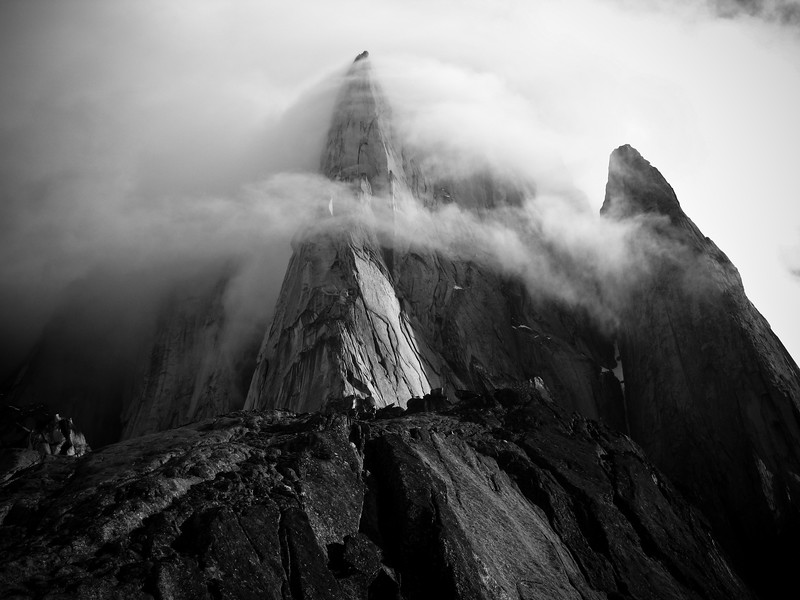 South Howser Tower, Bugaboos
