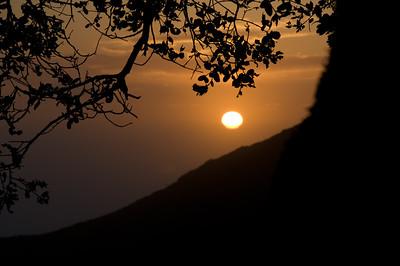 California Fishfry Sunset