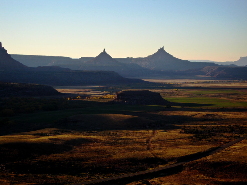 Six Shooter, Indian Creek Utah
