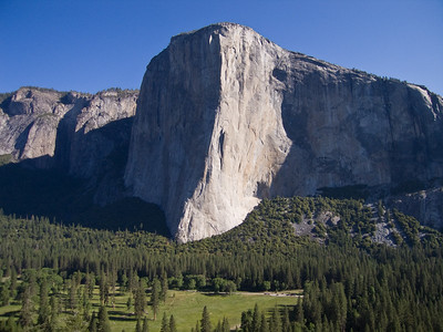 El Capitain Yosemity California