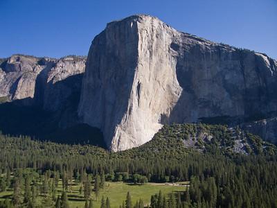 El Capitain Yosemity California