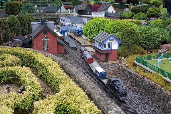 Freight Train, Hanton 15/5/2017