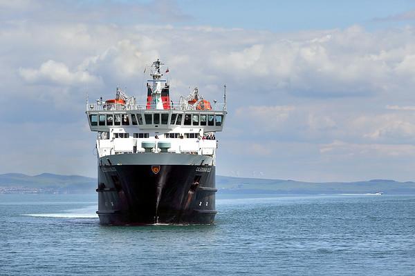 'Caledonian Isles', Brodick, Isle of Arran 30/6/2014