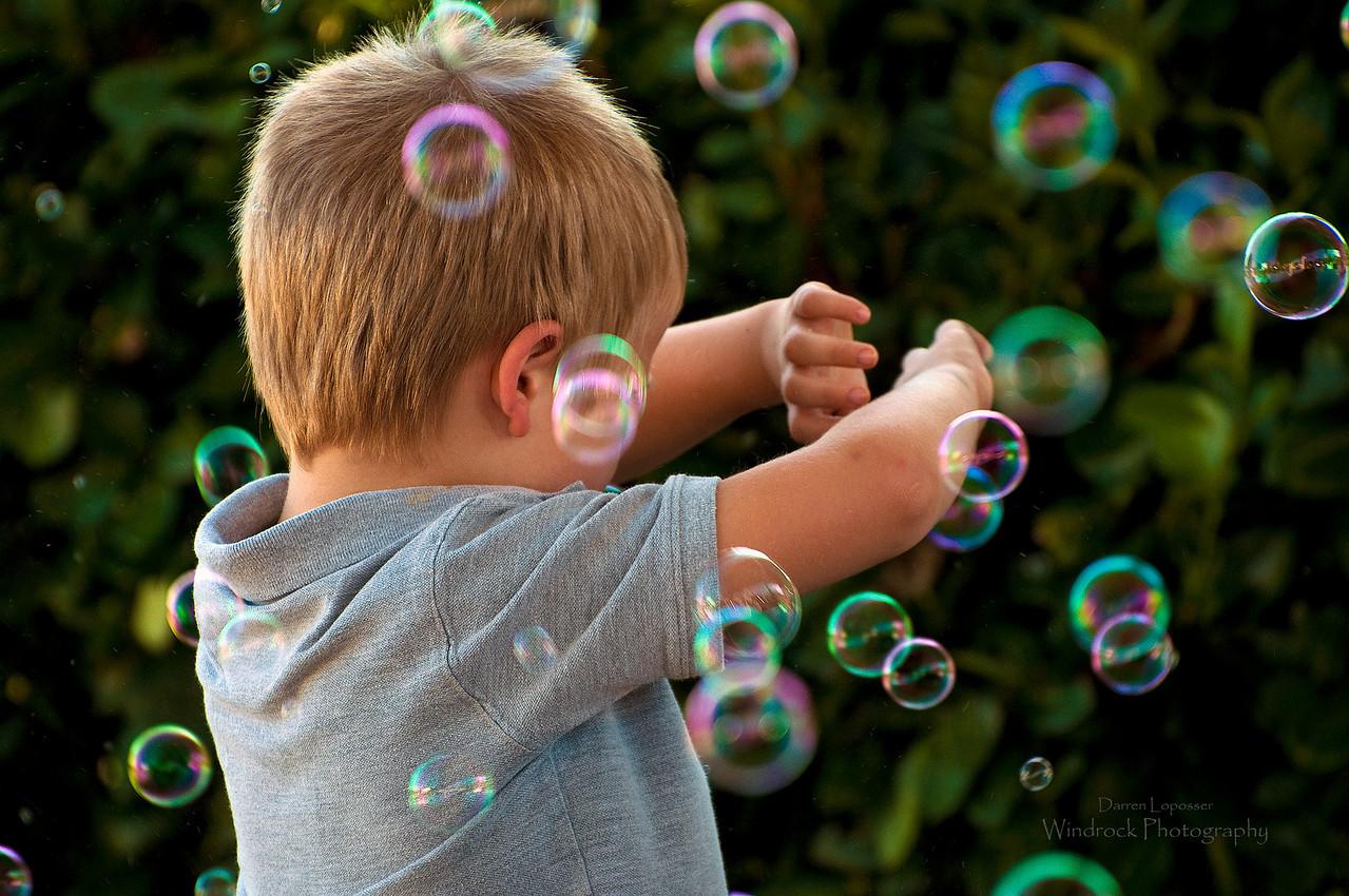 bubbles attack