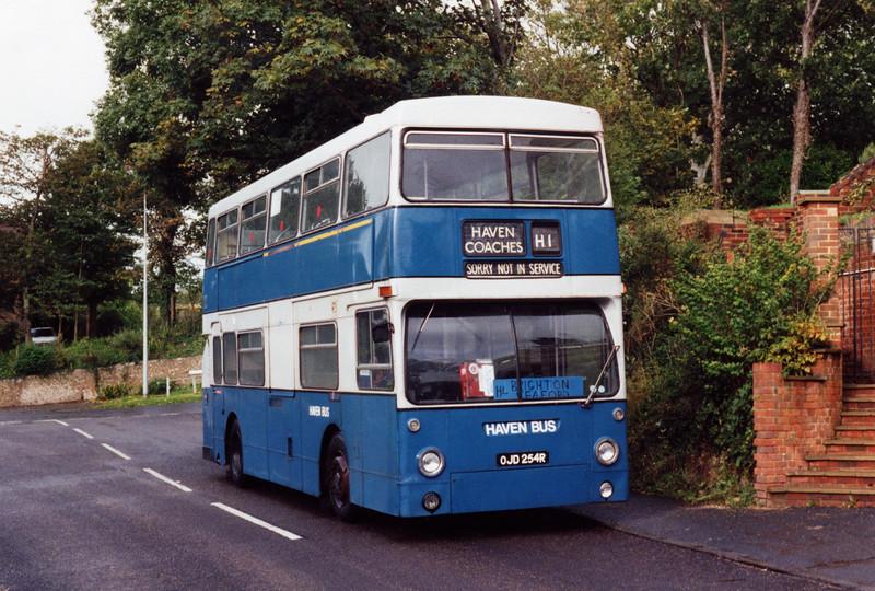 OJD254R, Seaford 2/10/1993