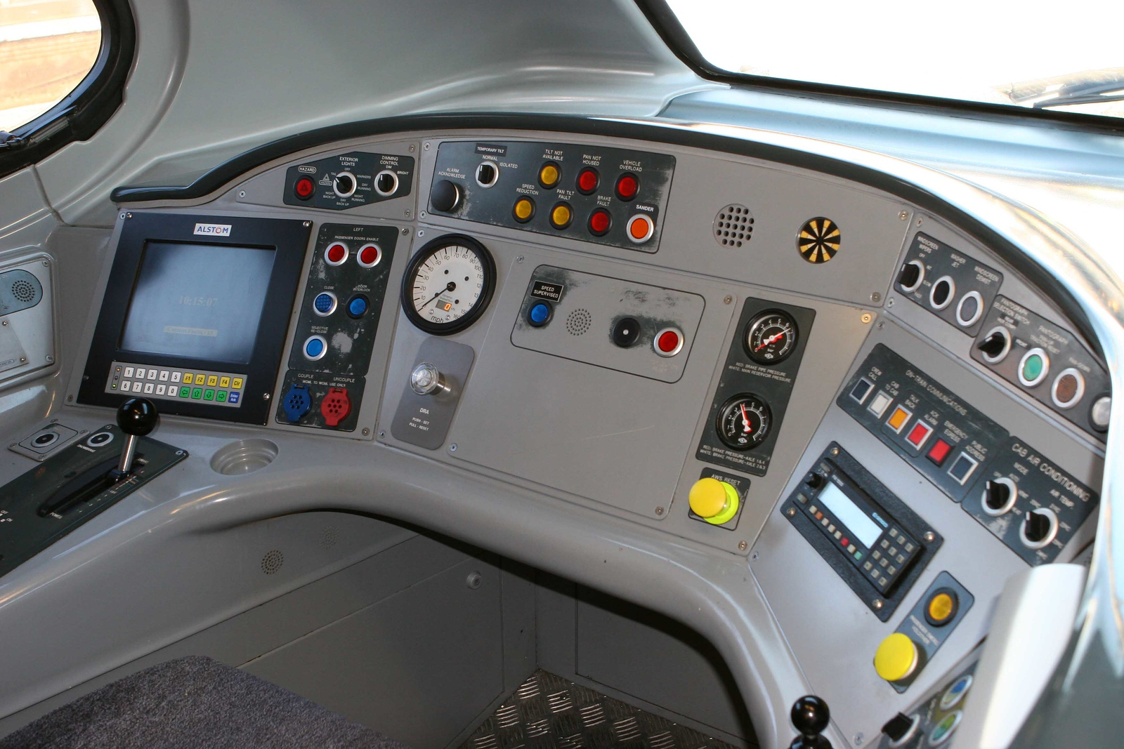 1: Drivers Cab of 69221 DMSO (390021), 29/10/2006