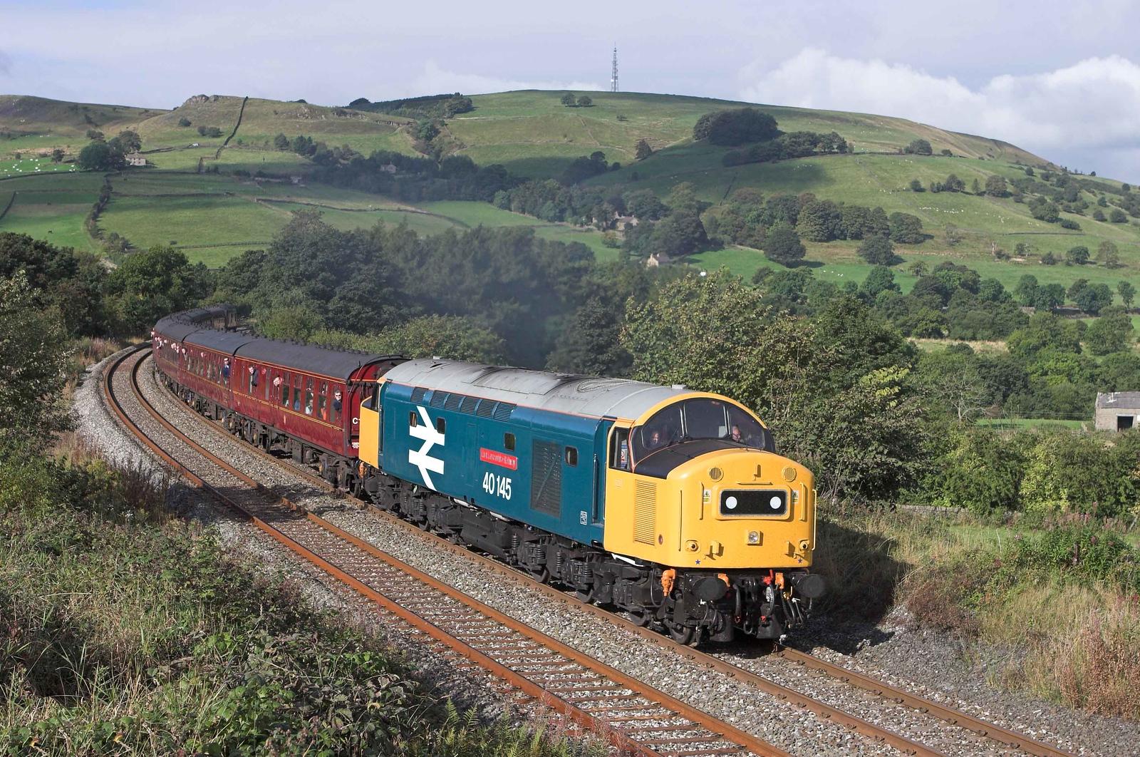 40145 Combs 15/9/2007<br /> 1Z47 0658 Birmingham International-Buxton