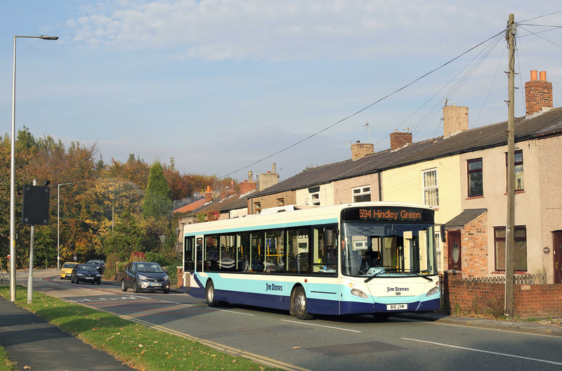 B10JYM, Hindley Green 27/10/2015
