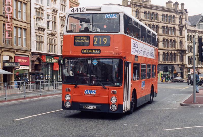4412 SND412X, Manchester 9/5/1996