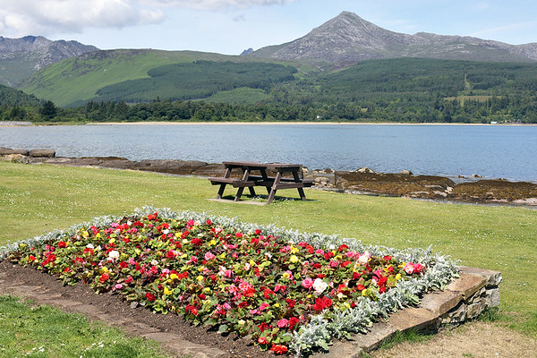 Brodick, Isle of Arran, Scotland 30/6/2014
