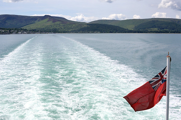 Isle of Arran, Scotland 30/6/2014