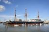 HMS Victory, Historic Dockyard Portsmouth, 7/3/2014