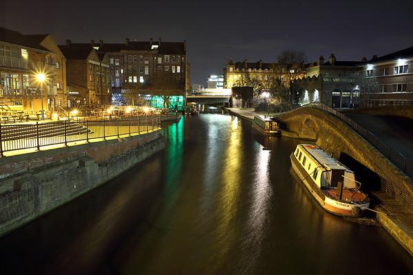 Beeston and Nottingham Canal, Nottingham 9/12/2013
