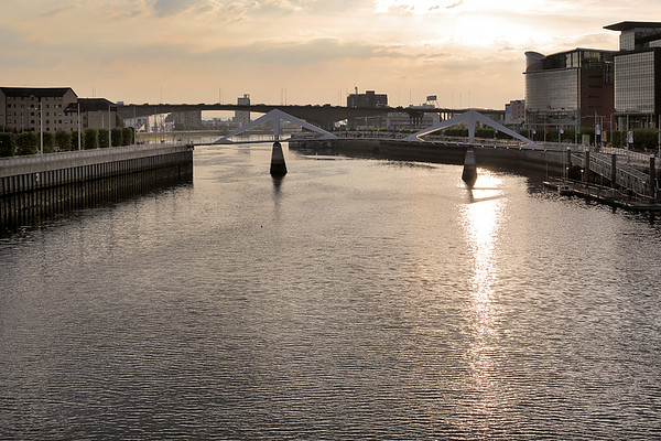 River Clyde, Glasgow 25/7/2014