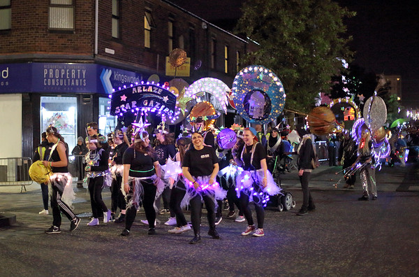 Preston Torchlight Procession 24/9/2016